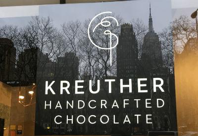ニューヨーク弾丸旅行★クルーサーハンドクラフト・チョコレート