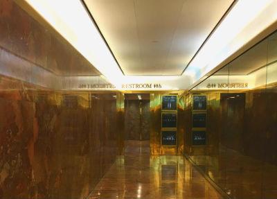 ニューヨーク弾丸旅行★トランプタワー、トランプバーガー