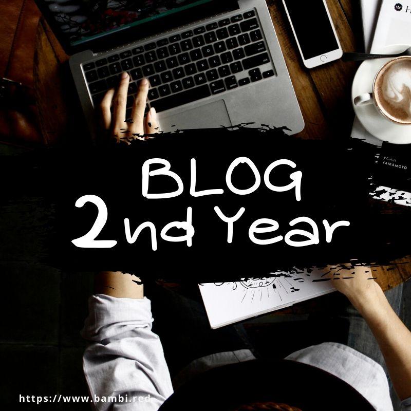 はてなブログ2年間の運営報告