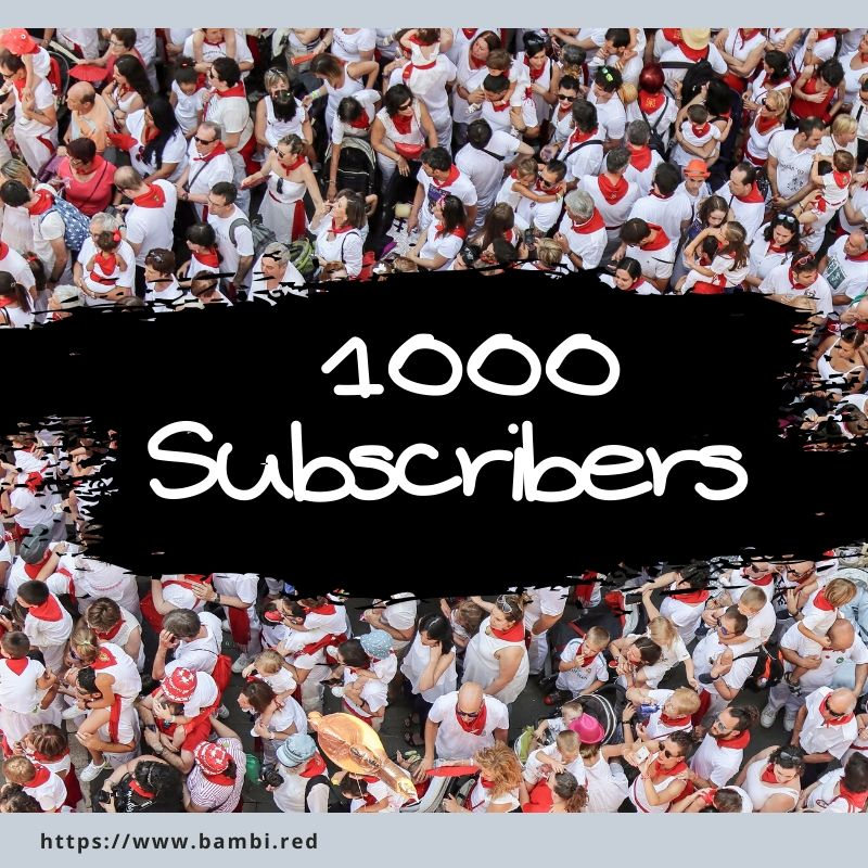 はてなブログで読者が1000人超えた!