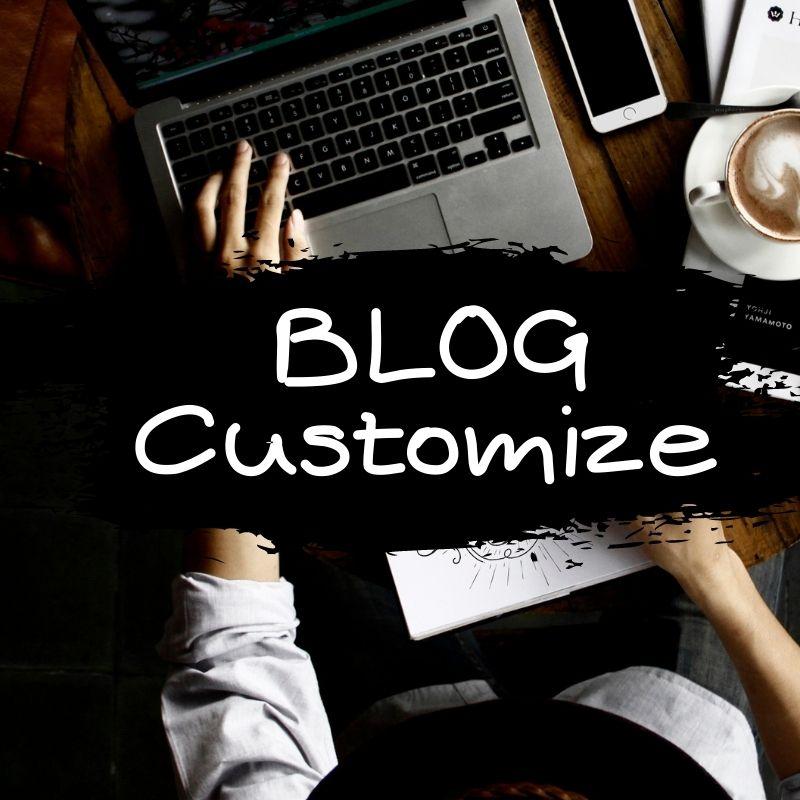 ブログのカスタマイズ方法-HTML,CSS,Javascript(初心者でも分かる解説付き)