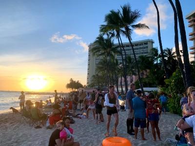2021年ハワイ最新情報コロナ禍のワイキキの現状