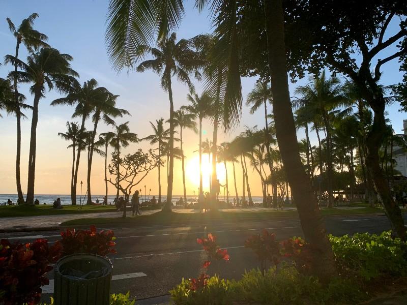 ワーケーションにはハワイがおすすめな理由!ハワイでリーモートワークしてみた!