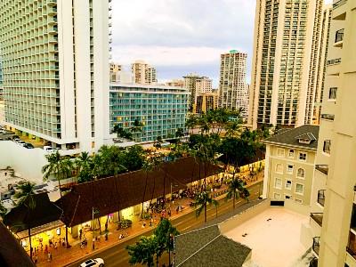 「アウトリガー・ワイキキ・ビーチリゾート滞在記」ビーチの上にあるホテル - おすすめ!ホテル宿泊口コミ(ハワイ編)