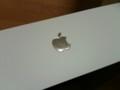 Apple製品は箱がほんとうに丁寧に作ってある。ブランド品みたい