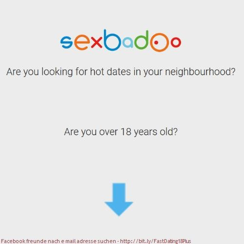 Facebook freunde nach e mail adresse suchen - http://bit.ly/FastDating18Plus
