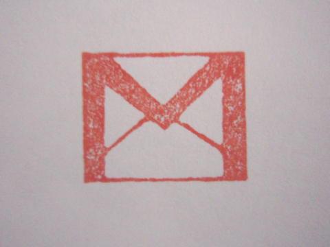 Gmail のロゴ