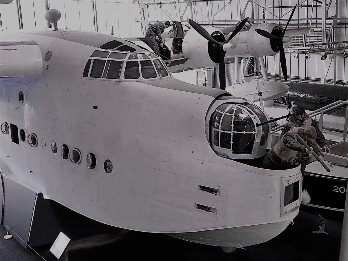 キングヌー 飛行 艇