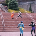 [仮面ライダー][キバ][ショー]イクサ場外乱闘