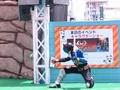[仮面ライダー][キバ][ショー]例の低い体制