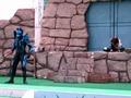 [仮面ライダー][キバ][ショー]剣には剣で対抗だ…