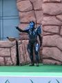 [仮面ライダー][キバ][ショー]猫好きの人は手を挙げろ!