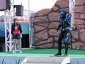 [仮面ライダー][キバ][ショー]私は素晴らしき青空の会のメンバー!