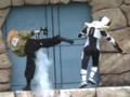 [仮面ライダー][キバ][ショー]あーれー!ベルトを脱がされる名護さん