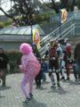 [仮面ライダー][ディケイド][キバ][クウガ][ショー]仮面ライダーvsお笑い芸人