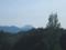 よみうりランドのゴンドラから富士山
