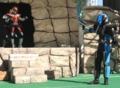[仮面ライダー][ディケイド][キバ][電王][ショー]