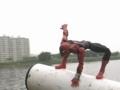 多摩川の平和を守る男!