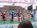 [仮面ライダー][ディケイド][キバ][剣][ショー]また…態度がでっけいど…
