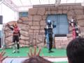 [仮面ライダー][ディケイド][キバ][剣][ショー]カーテンコール