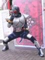 [仮面ライダー][ディケイド][キバ][剣][ショー]2009 07 05 よみうりランド