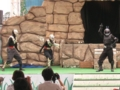 [仮面ライダー][ショー][ディケイド][キバ][カブト]通りすがりのゼクトルーパーだ!