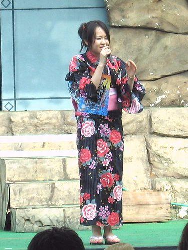 2009年8月23日 よみうりランド 仮面ライダーディケイドショー