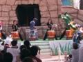 [仮面ライダー][ショー][ディケイド][キバ][響鬼]死亀仙人宙返り