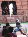 [仮面ライダー][ショー][ディケイド][キバ][響鬼]連れ去られる響鬼とディケイド
