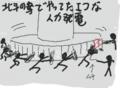 東京電力&日本政府本部への抗議アクション