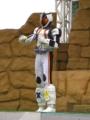 [仮面ライダー][フォーゼ][ショー]シャボンモジュールを鞘に戻せないフォーゼ