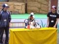 [仮面ライダー][フォーゼ][ショー]マジックインキモジュールを使用するフォーゼ