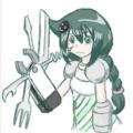 [819]ユズアメたん十徳アーム装備型