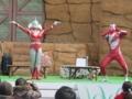 [ショー]シュワッチ、の発声練習