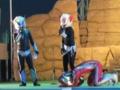 [ショー]くずおれるウルトラマンナイス マグマ星人妹は毒舌