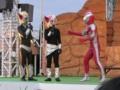 [ショー]マグマ星人妹 名前募集中
