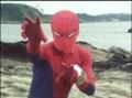 [SM]カニと戦う男、スパイダーマン