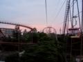 [風景]よみうりランドの黄昏