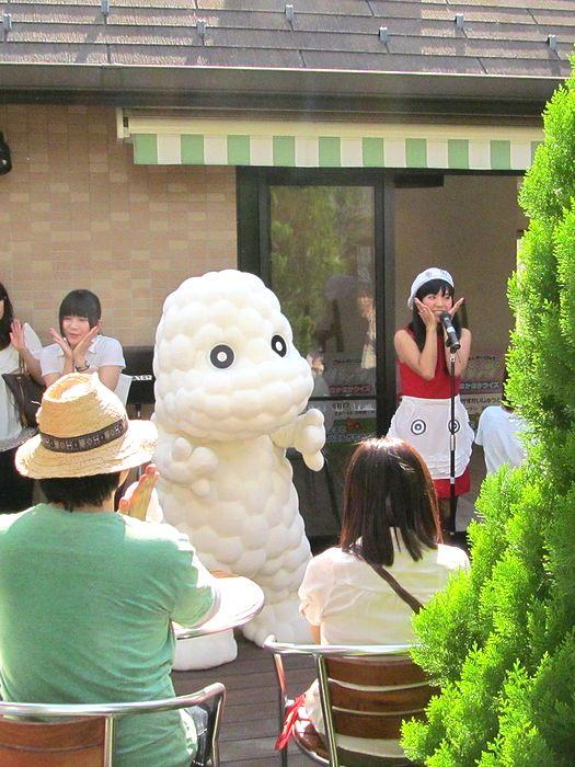 ごはんかいじゅう@町田森野住宅展示場20120930