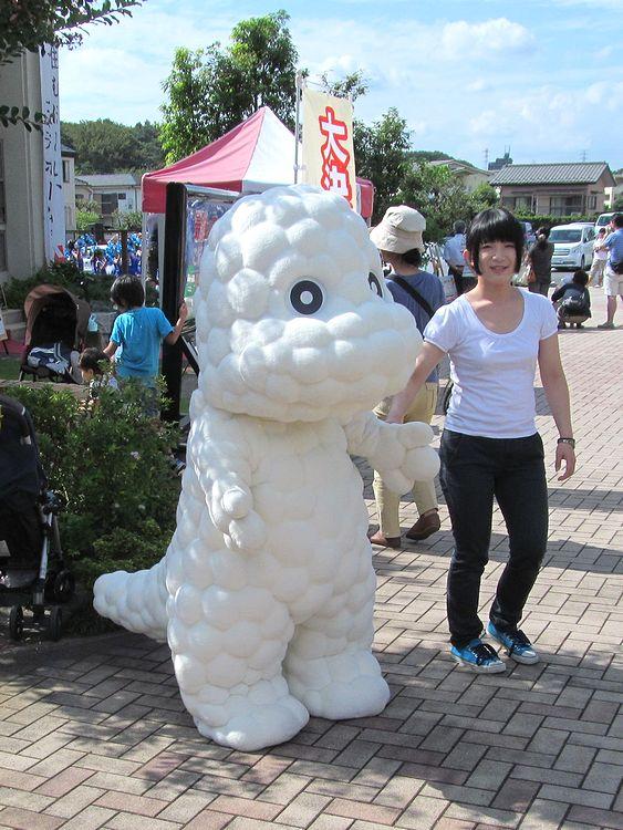 ごはんかいじゅう@町田森野住宅展示場20120929
