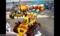 ユムボマとショベルギドラin現場@メタルマックス4