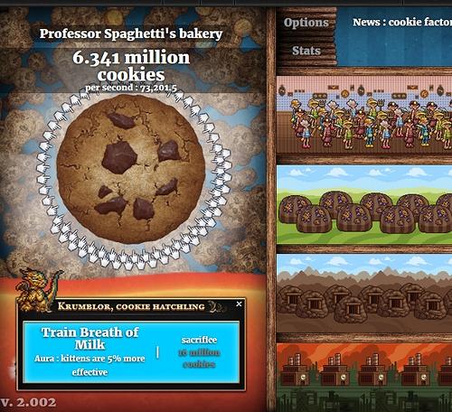 CookieClicker